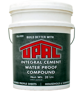 integral cement waterproof compound