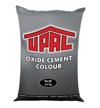 Oxide Cement Colour Black