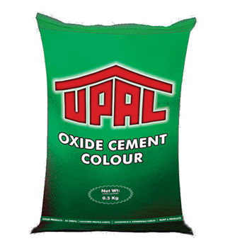 Oxide Cement Colour Green