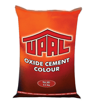 Oxide Cement Colour Red