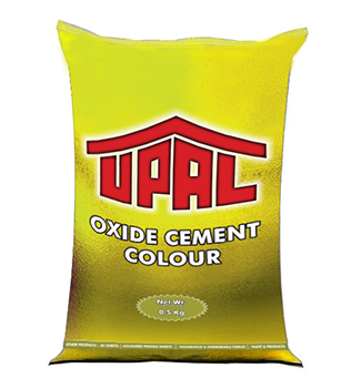 Oxide Cement Colour Yellow
