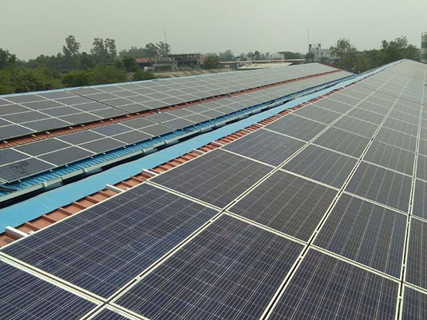 UPAL Solar Power Installation